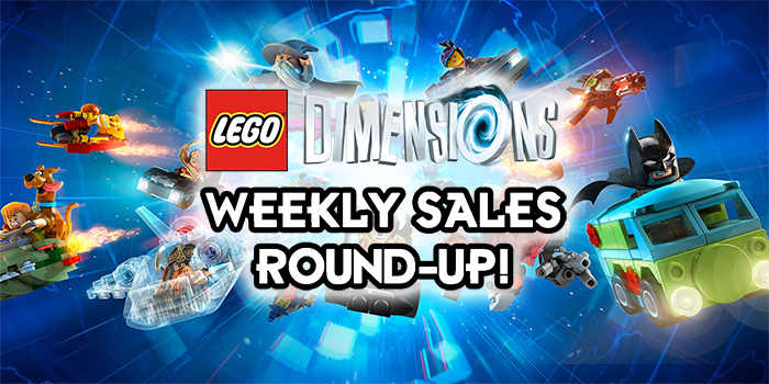 LEGO Dimensions Sales Guide