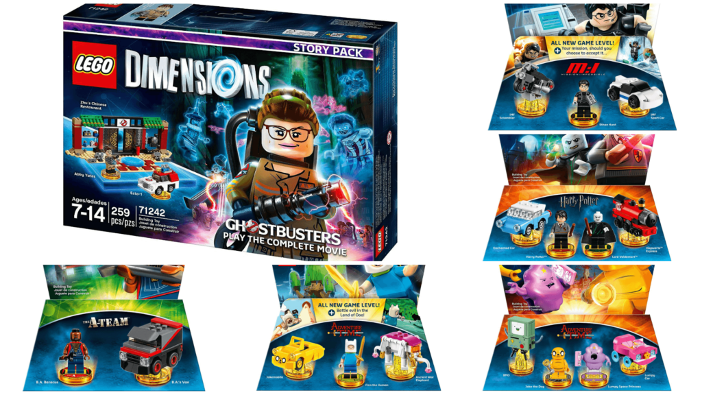 """LEGO Dimensions Unveils """"Year 2"""", Here Is Everything You Need to ..."""