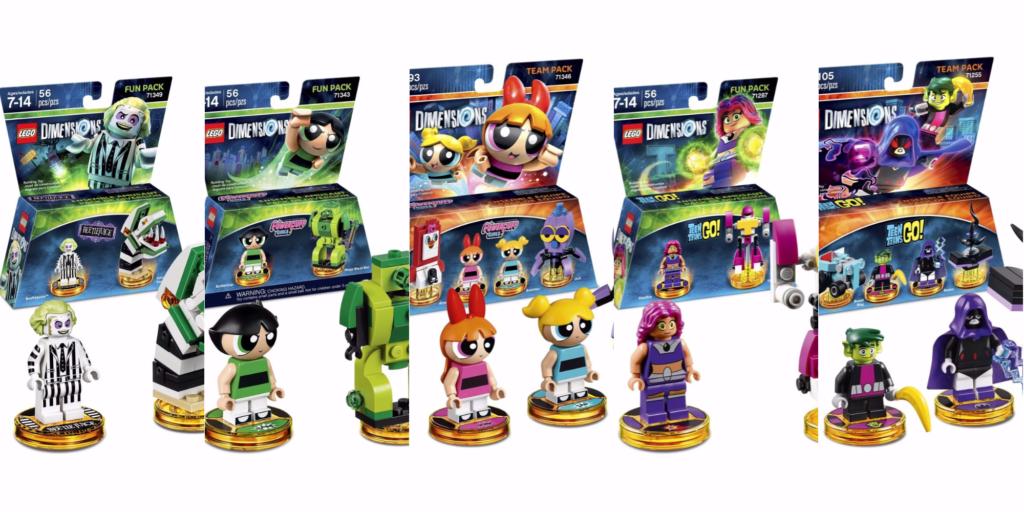 LEGO Dimensions Wave 9 releasing September 12 (Beetlejuice ...